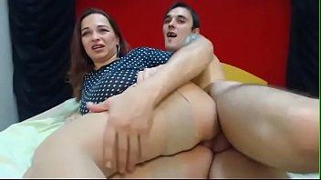 impressive assfuck drilling on cam