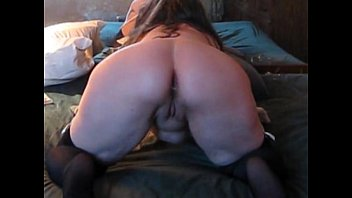 trixxxcamscom - plump wifey gets buttfuck inward ejaculation.