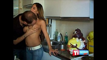 meaty-titted french arab first-ever-timer