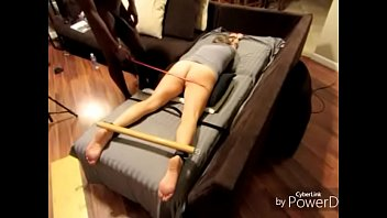 very first-timer dominance & conformity servant wifey paddled.