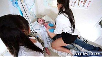 marta la croft patient come to medic and.