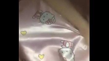 pinkish satin hi kitty
