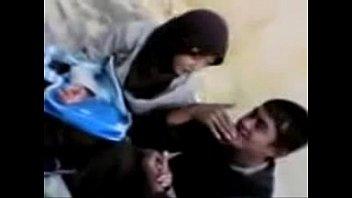 jilbab mesum di jalanflv