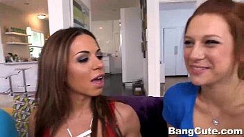 fantastic female gives suck off with step-mom kylie rogue
