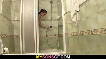 geezer investigates his son039_s gf labia