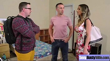 Hard Intercorse Action With Big Tits Slut Mommy (nadia styles) clip-22