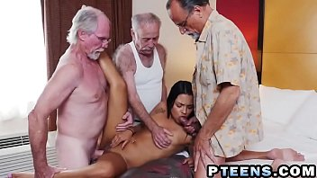 some kinky elderly cranks pick up scorching brazilian.