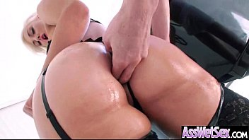 Anal Deep Hard Nailed A Big Curvy Huge Ass Oiled Girl (jenna ivory) video-11