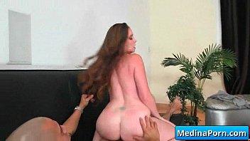 Big tits slut gets banged hard by her boss between her big boobs 02