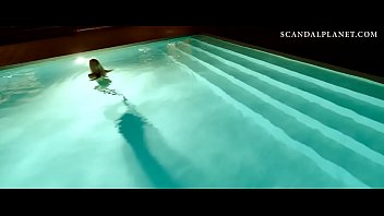 isabel lucas nude in the swimming pool from.