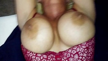 fresh blond banditt bouncing jugs while being romped.