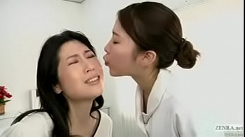 japanese lesbo softcore slobbering rubdown hospital.