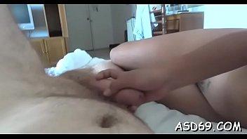nasty thai female splays her hips to get.