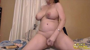 Curvaceous cum doll Jen with big booty and huge epic boobs