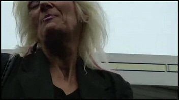 imwf- kinky milky french grannie tears up with.