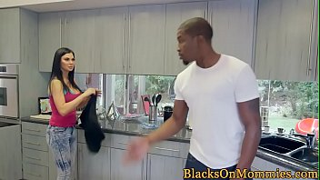 British milf anal spitroasted by black dudes