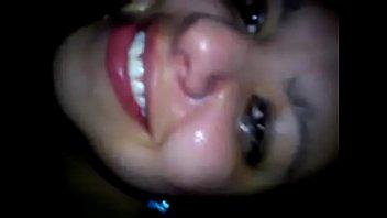 juana latina eating caboose and choking.