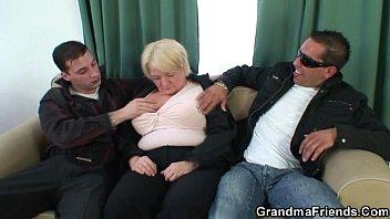 grandma takes two bones