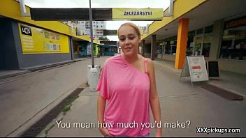 gonzo bang-out in public with czech fabulous gal 32