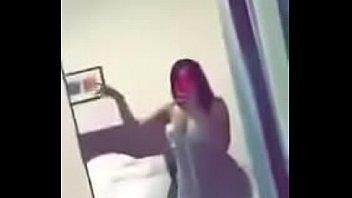 luxurious arab lady in her apartment alone - brayezcom