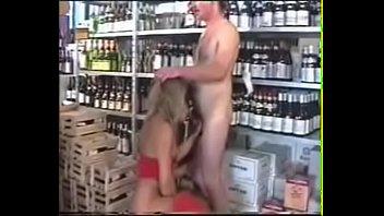 finest german mummy urinating in wine supermarket witness.