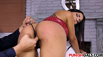 huge jizm-shotgun penalty for nikki kay