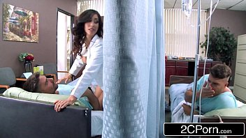 Big Tit Latina Nurse Isis Ludd Helps Her Patients