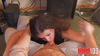Nasty slut punished and fucked  very hard