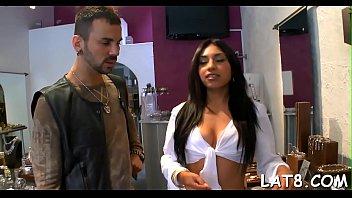 Hardcore latin chick porn