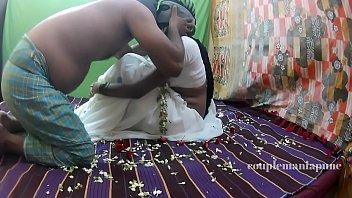 White saree Honeymoon part 1