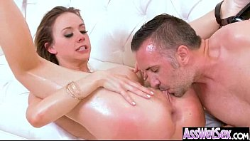 adorable phat caboose woman chanel preston get lubed.