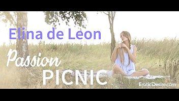 elina de leon - enthusiasm picnic visit eroticdesirecom.