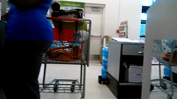 milf checkout booty
