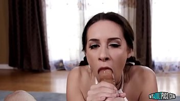 cassidy kleins gets bj'ed truly hards.
