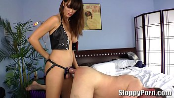 tall gal dom holly michaels strapon