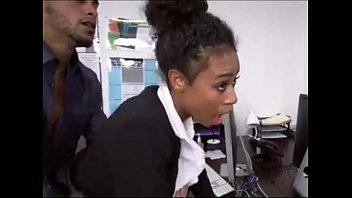 dark-hued nubile highschool female nails youthful looking instructor afterschool