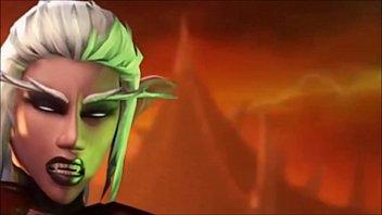 night elf vs orc toxic