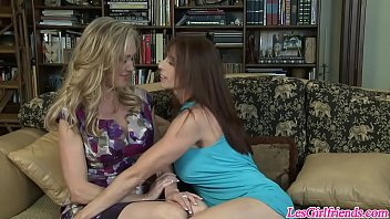 lesbo cougar brandi love and bibette.