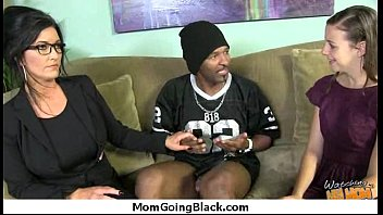 a superb gonzo interracial fuckfest with sizzling cougar 11