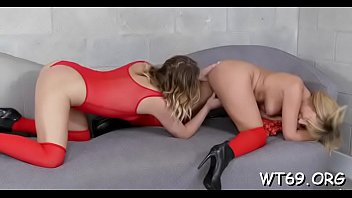 voluptuous and softcore girly-girl stunners love each others snatches