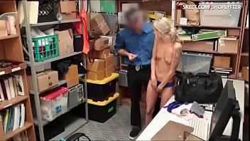 smallish blond thief emma hix gets plumbed by.