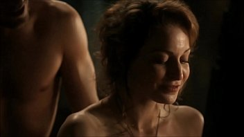 Esm&eacute_ Bianco and Alfie Allen sex scene in Games of Thrones S01E05 (HD quality)