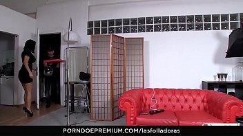 las folladoras - spanish cougar suhalia firm in.