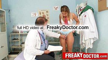 senior vagina medic treats a school chick rachel evans