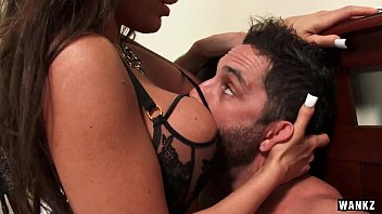 richelle ryan lures her step-son-in-law in his own.