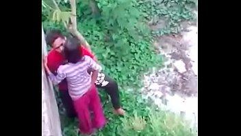 youthfull bengali duo outdoorfucking record by covert web cam-mc