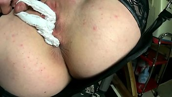 andie olympic sticks her undies inwards her and busts