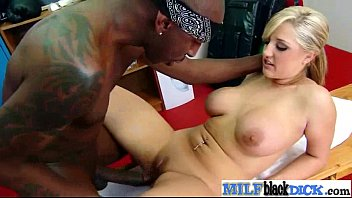 Monster Black Cock For Milf To Ride On Cam video-13