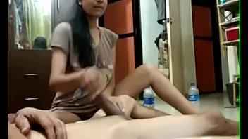 indian nymph gargling manstick