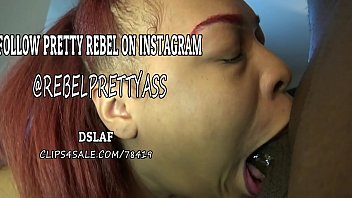 Instagram Deepthroat Queen @RebelPrettyAss aka Pretty Rebel Is The Next Blowjob Queen- DSLAF
